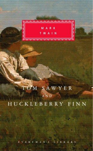 Tom Sawyer And Huckleberry Finn (Everyman's Library Classics) by Mark Twain (1991-09-26)
