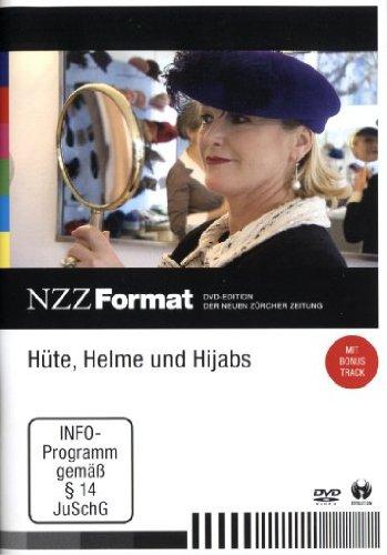 Hüte, Helme und Hijabs - NZZ Format [Alemania] [DVD]