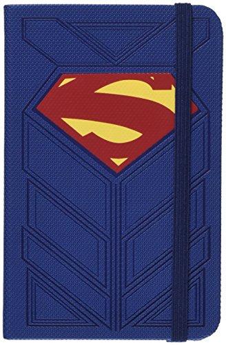 Superman Ruled Pocket Journal (Journals)
