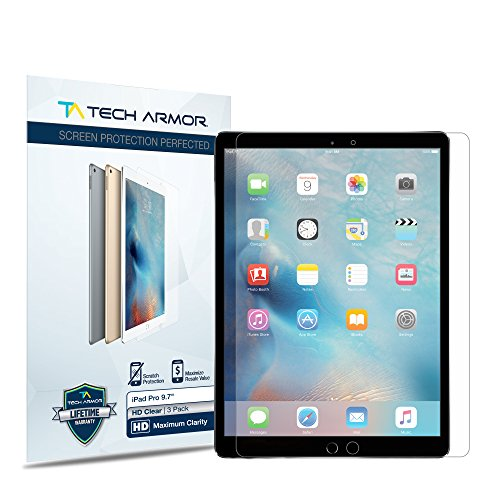 tech-armor-high-definition-hd-clear-film-screen-protectors-for-apple-ipad-pro-97-inch-clear-2-pack