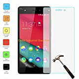 Owbb Protection écran en Verre Trempé pour Wiko Pulp 4G/3G Smartphone (5.0 Pouce) Films de protection Transparents