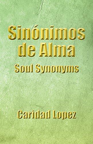 Sinónimos de Alma (English Edition)