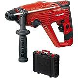 Einhell Bohrhammer TC-RH 800 E (800 W, 2,5 J,Bohrleistung Ø in Beton 26 mm, SDS-Plus-Aufnahme, Metall-Tiefenanschlag, Koffer)