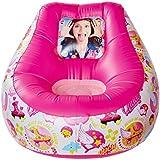 Soy Luna 866290  Poire Soy Luna Gonflable Plastique Rose 60 x 78 x 78 cm