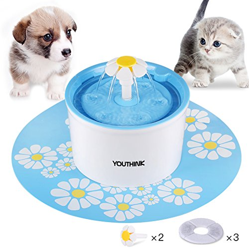 silent-pet-fountain-auto-circulating-16l-with-3-filters-2-daisy-1-silicone-mat-for-dogs-and-cats-wat