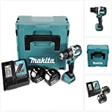 Makita DHP484RTJ Perceuse à percussion sans fil 5 W 18 V Bleu