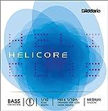 D\'Addario Helicore H614 Orchestral Corde de Mi à tirant moyen pour contrebasse 1/10