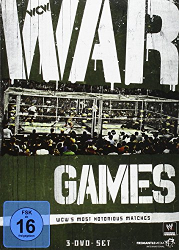 War Games: WCW's Most Notorious Matches (3 DVDs)