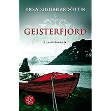 Geisterfjord: Island-Thriller