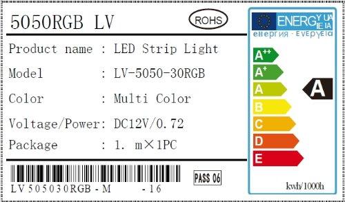 Robas Lund 59075W14 Blues Media TV Lowboard, Klarglasboden, RGB LED Wechselbeleuchtung mit Fernbedienung, 4 Schubkästen, 2 Fächer, 160 x 40 x 36 cm, MDF Hochglanz weiß lackiert - 9