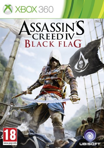 Assassin's Creed 4: Black Flag [AT - PEGI] - [Xbox 360] Assassins Creed 4 Für Die Xbox 360