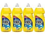 Paic FR02878A Liquide Vaisselle Citron 1,5 L - Lot de 4