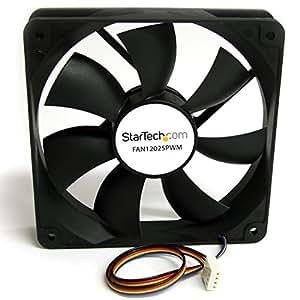 StarTech.com Ventola per case, connettore PWM (Pulse Width Modulation) 120x25mm
