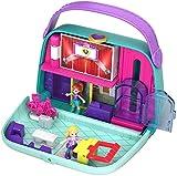 Polly Pocket GCJ86 World Shopping Mall Compact Play Set, Multi-Colour