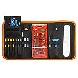 86PCS Schraubendreher Set, GOCHANGE 60 Bits Magnetische Schraubendrehersatz Werkzeugset, Reparatur für Handy, Tablet, PC, Notebooks, Uhr Brillen, etc