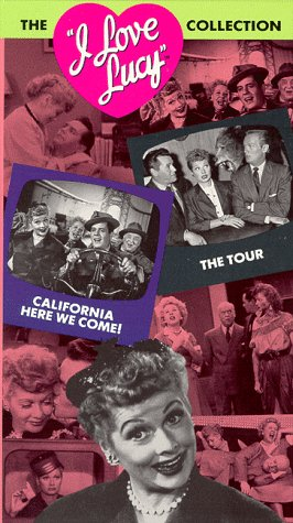 The We And The I - I Love Lucy: California Here We Come