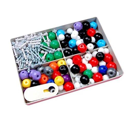 UEETEK Molekulare Modelle setzen kreative organischer und anorganischer Chemie Modelle Atom Bauen Eine Menge Spiele