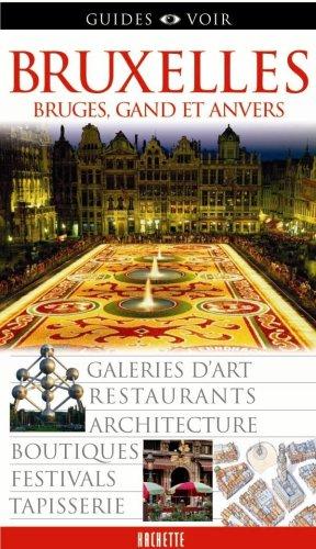 Bruxelles : Bruges, Gand et Anvers par Zoë Hewetson