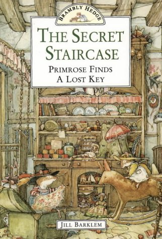 The Secret Staircase (Brambly Hedge)  by  Jill Barklem