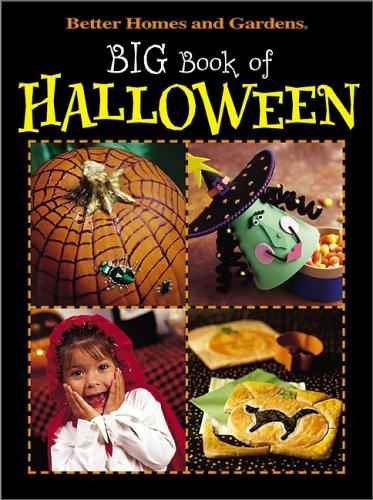 (Big Book of Halloween (Better Homes & Gardens))