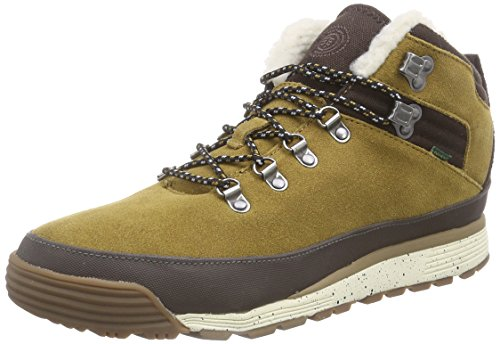 ElementELEMENT DONNELLY - Sneaker uomo , Multicolore (Mehrfarbig (CURRY WALNUT 3823)), 42