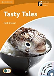 Tasty Tales Level 4 Intermediate Book with CD-ROM and Audio CDs (2) Pack (Cambridge Discovery Readers: Level 4) by Frank Brennan (2009-07-13)