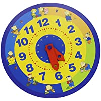 Regalpap Reloj aprendizaje de madera, 28 cm (G1029/8948)