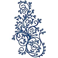 Tattered Lace Holly Flourish D409Stephanie Weightman