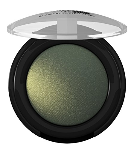 lavera Sombra ojos brillo -Electric Green 07- vegano - cosméticos naturales 100% certificados - maquillaje - 2 gr
