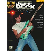 Guitar Play Along Volume 125 Beck Jeff Guitar BK/CD