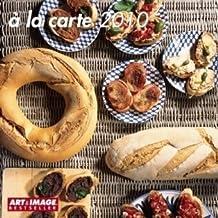 à la carte 2010. Broschürenkalender: 16-Monats-Kalender