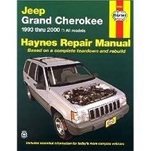 Haynes Jeep Grand Cherokee 1993 - 2000: 1993 to 2000 (Haynes Automotive Repair Manual)