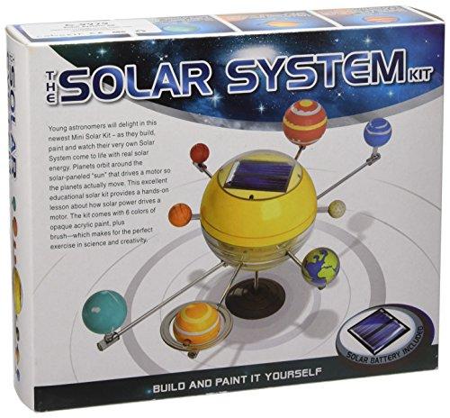 Cebekit - Kit del sistema solar, juguete educativo, color amarillo (Fadisel C-9979)