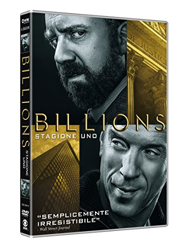 Billions: Stagione 1 (4 DVD)