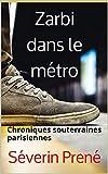 Zarbi dans le métro: Chroniques souterraines parisiennes...