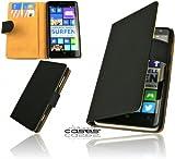 Premium Book Case Handytasche für Nokia Lumia 625