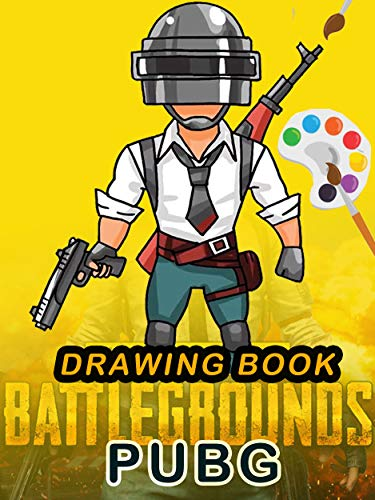 Drawing Books For Pubg Playerunknown S Battlegrounds Characters