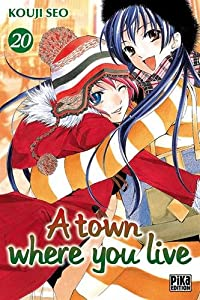 A town where you live Edition simple Tome 20