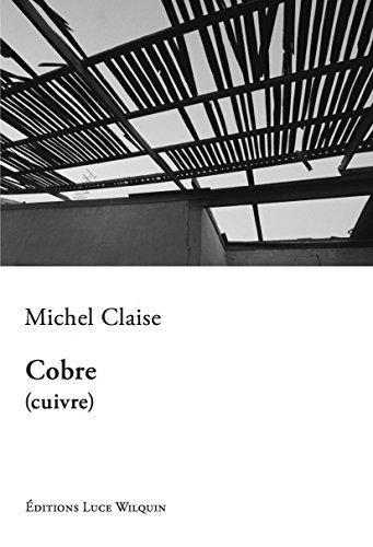 Cobre (cuivre): Une intrigue policière basée sur des faits réels (SMERALDINE) par Michel Claise