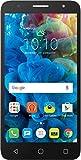 Alcatel Pop 4 PLUS Smartphone - 4G, 16GB, Dual SIM, Argento [Italia] - Alcatel - amazon.it