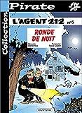 bd pirate l agent 212 tome 6 ronde de nuit