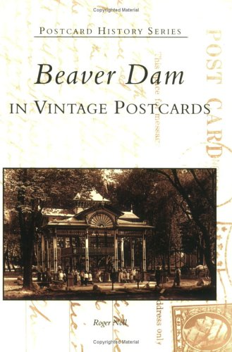 Beaver Dam in Vintage Postcards (Postcard History) (Model Railroads Custom)