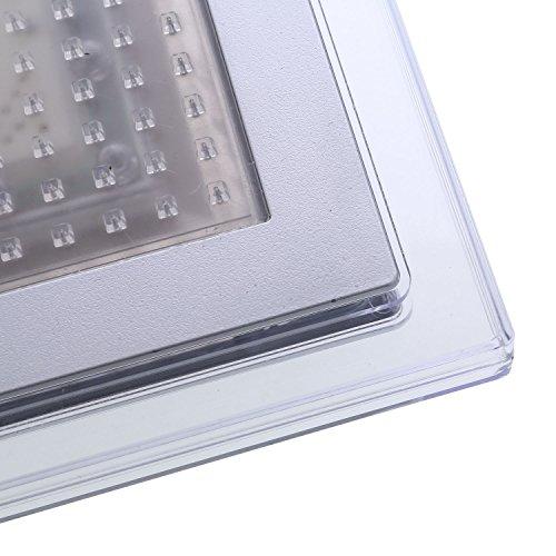 ESTAR-LINE® Große LED Duschkopf Regenbrause 7 Farben - 7