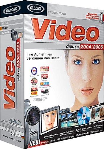 MAGIX video deluxe 2004/2005