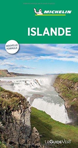 Guide Vert Islande Michelin