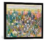 Gerahmtes Bild von Paul Klee