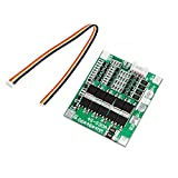 ZkeeShop 4S 12V-14.8V 30A Lithium Battery 18650 Charger Protection Board Balance Module
