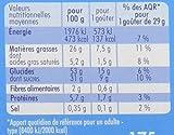 St Michel Tronche de Cake Moelleux au chocolat x6 en sachet individuel 175g