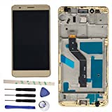 Full LCD display Digitizer Touch Screen Ecran Vitre Tactile Assembly Remplacement Pour Huawei Honor 5X Play GR5 AL10 L23 L24 (or w/frame)
