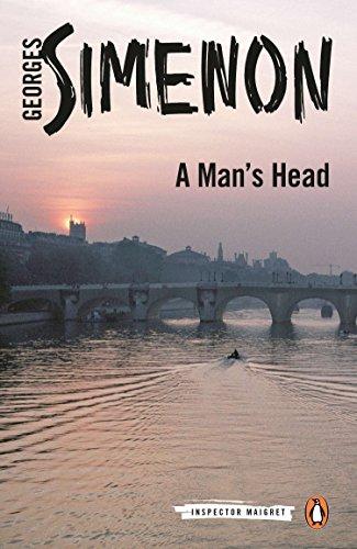 A Man's Head: Inspector Maigret #9 por Georges Simenon